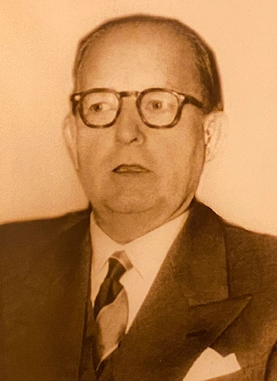 1964 67 Pedro Silva Fernandez