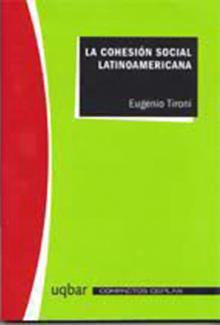 La cohesión social Latinoamericana